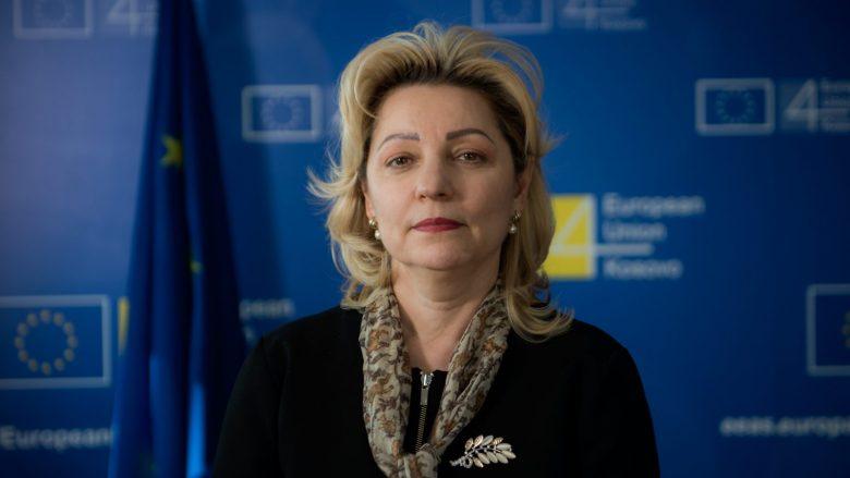 Apostolova: Zvogëlimi i ministrive nga Qeveria e re të jetë në përputhje me legjislacionin, për BE-në ka rëndësi të ketë institucione efikase