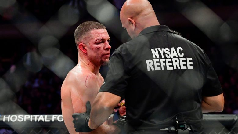 Nate Diaz (Foto: Steven Ryan/Getty Images/Guliver)