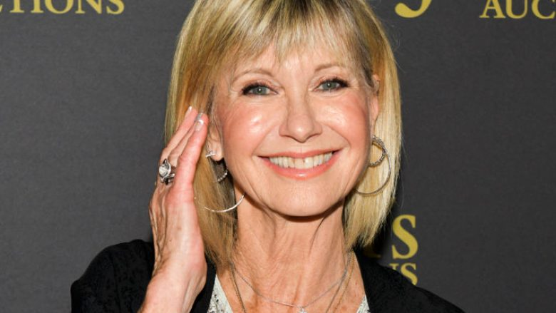 Olivia Newton-John (Foto: Rodin Eckenroth/Getty Images/Guliver)