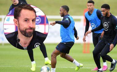 Southgate mbron vendimin e tij për ta lënë jashtë Sterlingun