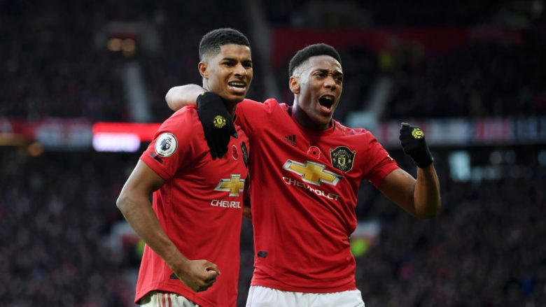 Marcus Rashford dhe Anthony Martial (Foto: Michael Regan/Getty Images/Guliver)