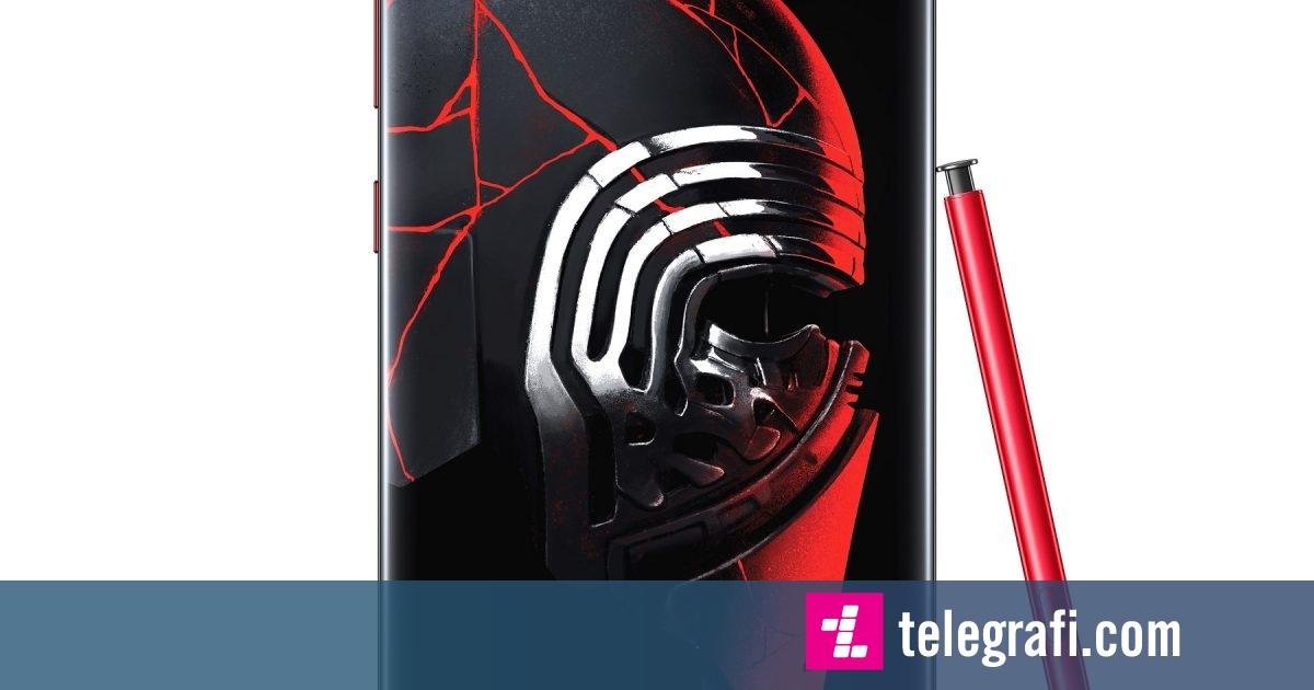 Photo of Samsung njofton edicionin special Galaxy Note10+ Star Wars™, bashkon forcat me Star Wars™ për një bashkëpunim festiv