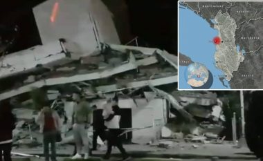 E gjitha ajo që po ndodh në Shqipëri pas tërmeteve të fuqishme në Durrës: Raportohet për viktima, të lënduar dhe dëme materiale