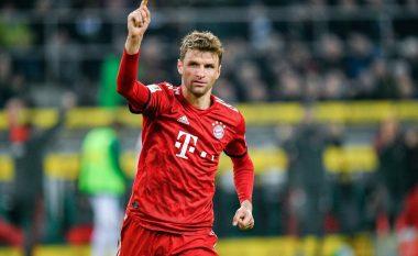 Thomas Muller nuk e përjashton mundësinë e largimit nga Bayerni