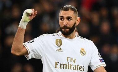 Real Madridi dëshiron të rinovojë kontratën e Benzemas