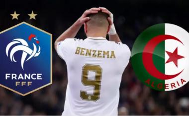 Benzema i reagon kryetarit të federatës franceze të futbollit, i kërkon ta lejojë ndërrimin e kombëtares