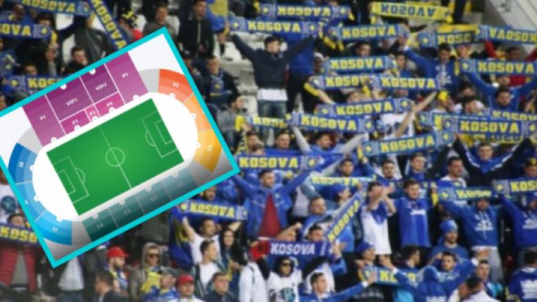 Tiks App me njoftim për tifozët që kanë kryer pagesën por nuk kanë pranuar ende biletat për ndeshjen Kosovë – Angli