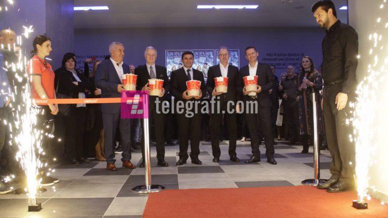 Hapja e madhe e Cineplexx në Prizren (Foto: Ridvan Slivova/Telegrafi)