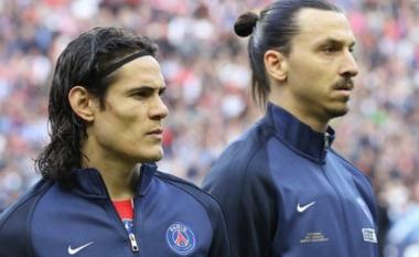 Cavani shihet si zëvendësues i Ibrahimovicit te La Galaxy