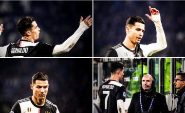 Pas acarimit me Sarrin, vjen reagimi i Ronaldos