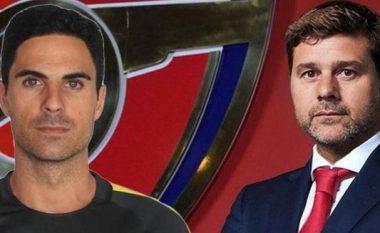 Pesë trajnerë në listën e Arsenalit për të zëvendësuar Emeryn
