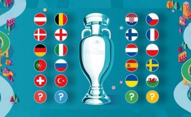 Njëzet skuadrat e kualifikuara në 'Euro 2020', Kosova do ta kërkojë njërin nga katër vendet e paplotësuara