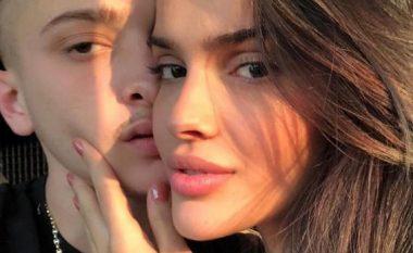Fero e konfirmon ndarjen nga modelja Arbenita Ismajli