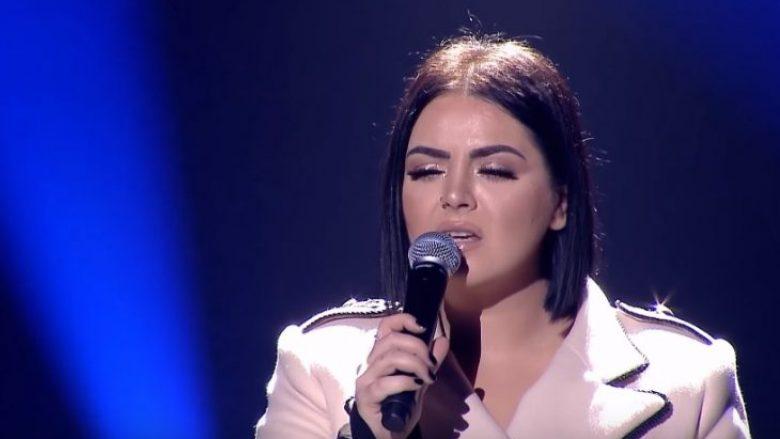 """Fifi pjesë e """"Kënga Magjike 2019"""" (Foto: YouTube)"""