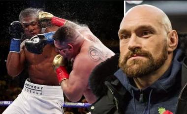 Tyson Fury: Nëse Joshua humbë ndaj Ruizit, do të pensionohet