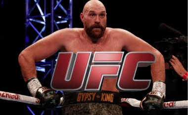 Pas WWE, Tyson Fury dëshiron të futet edhe në UFC: Do të fitoja ndaj Miocicit pa problem