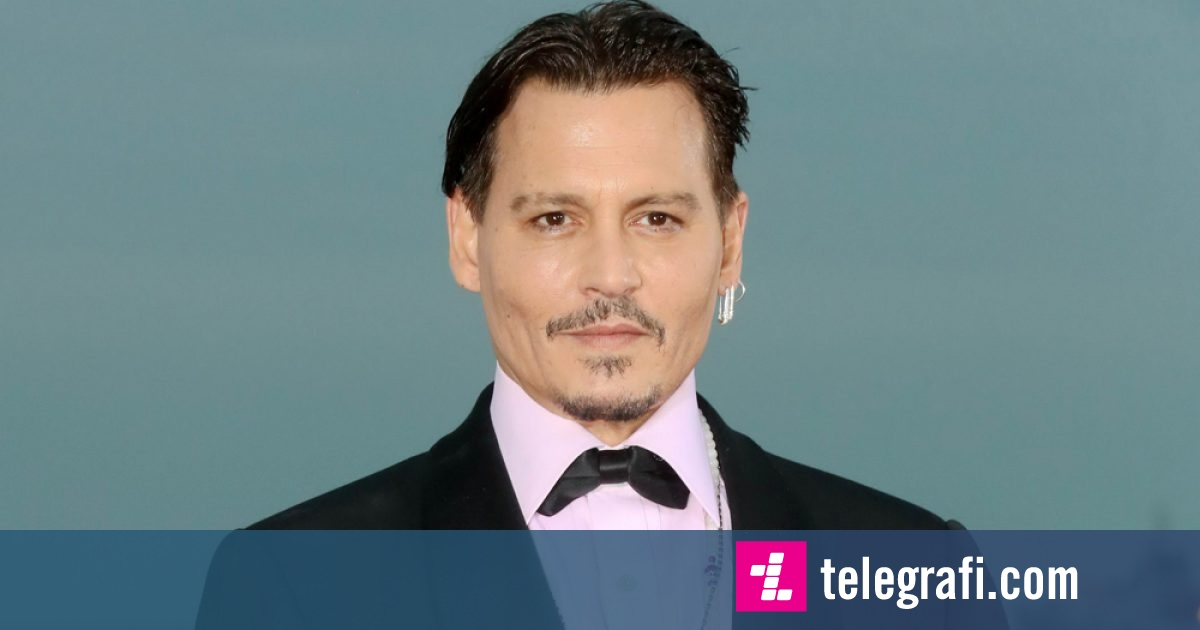 Photo of ​Johnny Depp ndahet nga e dashura e tij më e re