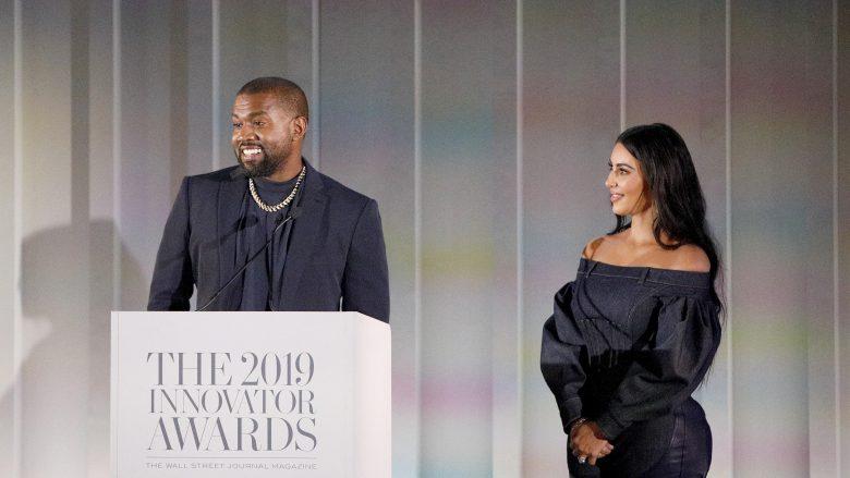 Kanye West dhe Kim Kardashian West (Foto: Lars Niki/Getty Images/Guliver)