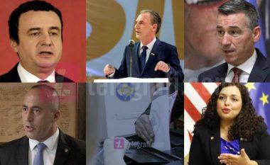Numri i votave përfundimtare të kandidatëve për kryeministër – dallimi ndërmjet tyre