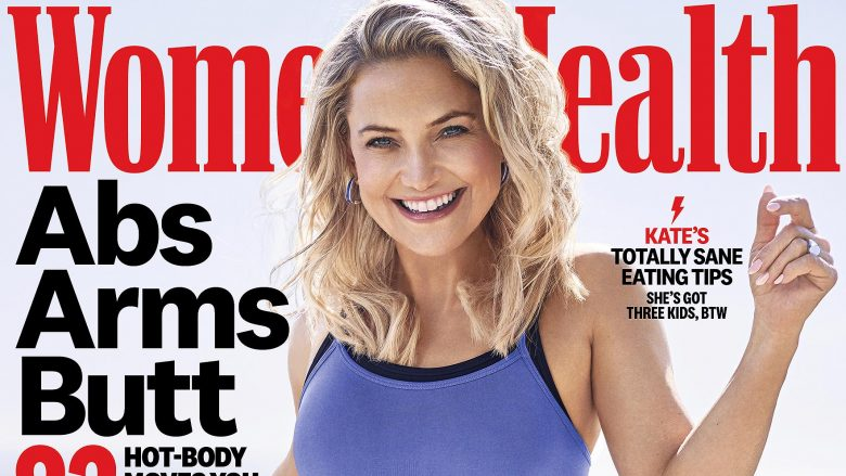 Kate Hudson Women's Health