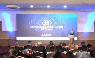 Konventa e Bizneseve të Diasporës, mundësi për kompanitë kosovare që të zgjerojnë tregun