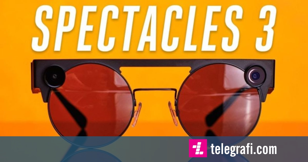 Photo of Snapchat lanson syzet e reja intelegjente, Spectacles 3