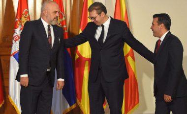 Vuçiq thotë se do të përfitojnë qytetarët e rajonit nga Mini-Schengeni Ballkanik