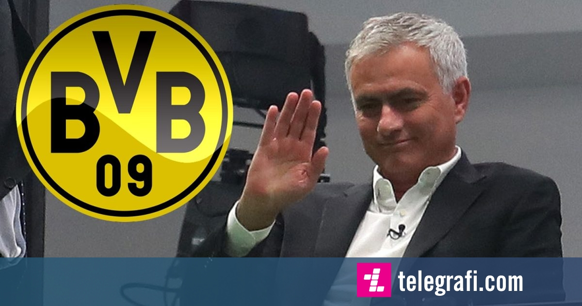 Photo of Dortmundi i vendosur të arrijë marrëveshje me Mourinhon