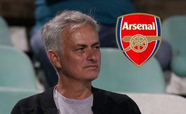 Mourinho, favoriti kryesor për trajner të Arsenalit