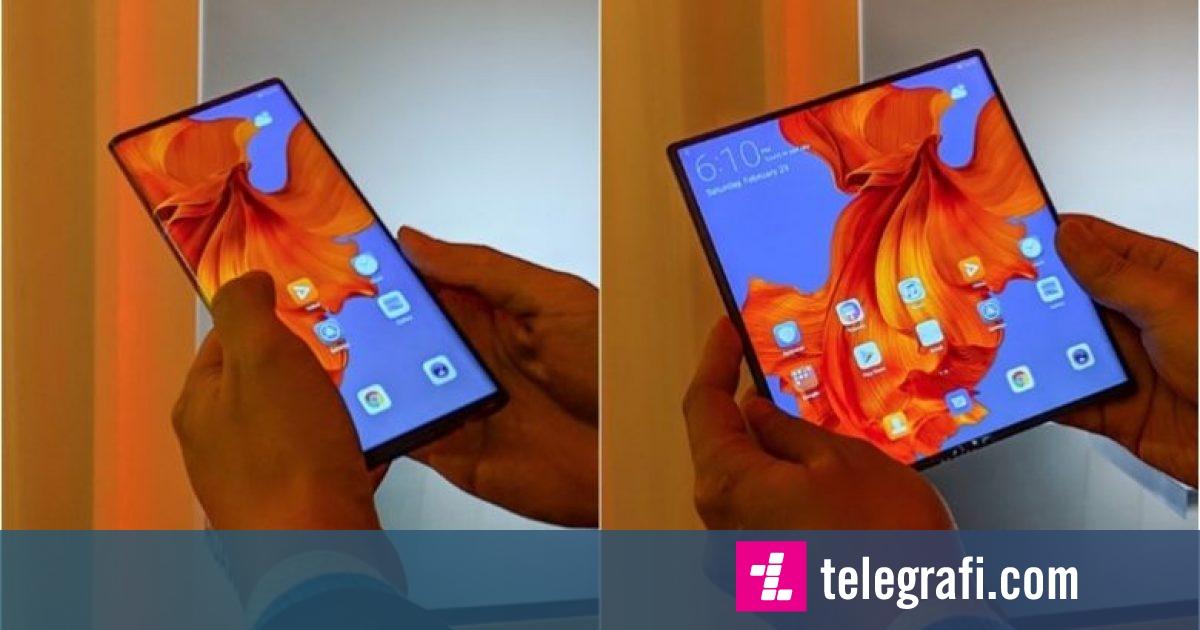 Photo of Telefoni i palosshëm Huawei Mate X filloi shitjen në Kinë – çmimi mbi 2 mijë dollarë