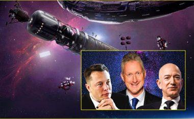 """Pagesat për """"rezidencat"""" veçse kanë filluar dhe kombi i vetëshpallur Asgardia po planifikon një """"ekonomi funksionale"""" në hapësirë - po kërkon ndihmë nga Elon Musk e Jeff Bezos"""