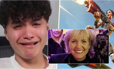 Kishte fituar rreth 2,5 milionë dollarë nga kjo lojë, adoleshentit iu ndalua përjetë të luajë Fortnite – pasi ai u shfaq në lot, deklarohet edhe nëna e tij