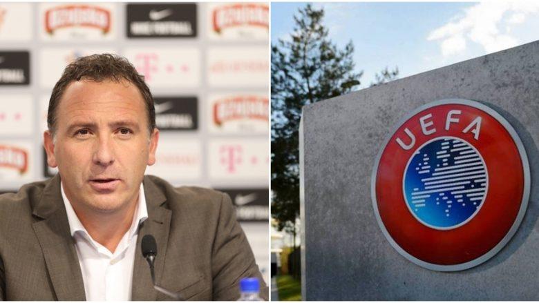 Kjo është puna e re e Albert Bunjaku, do të jetë në nivelet më të larta teknike të UEFA-s