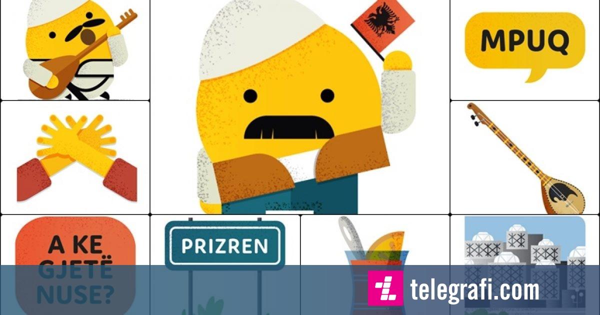 """Photo of """"TUNG"""", aplikacioni që ua lehtëson shqiptarëve komunikimin përmes Emojive"""