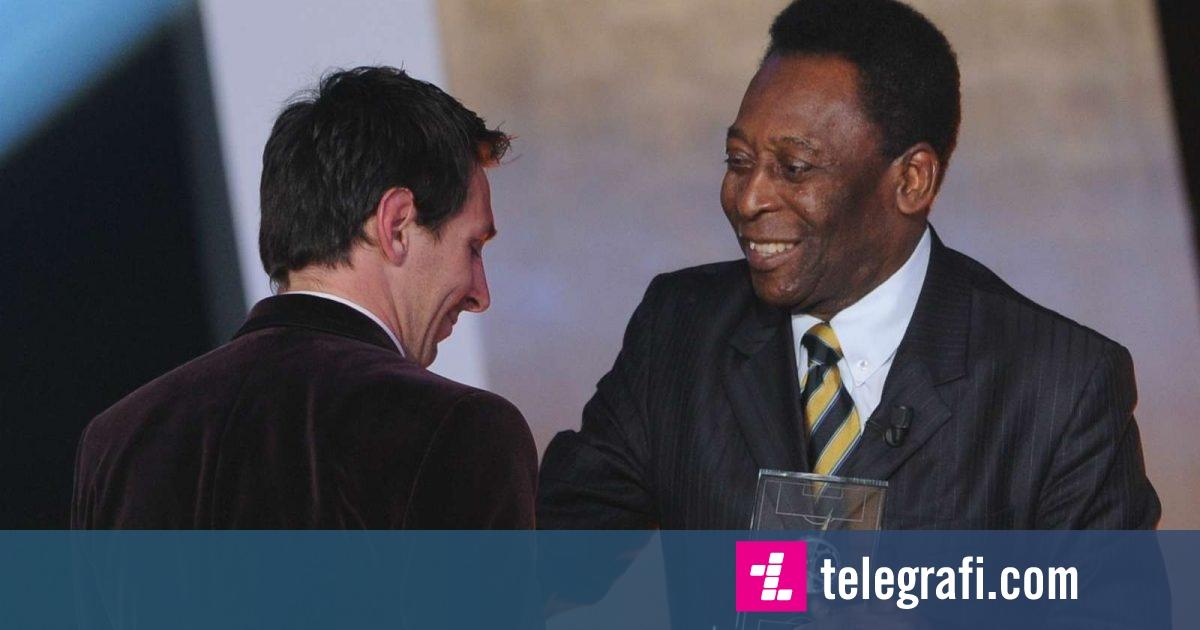 Photo of Tite thotë se Messi nuk mund të krahasohet me Pelen: Nuk ka asnjë kredibilitet