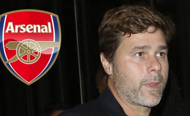 Pochettino thuhet se nuk do ta pranojë ofertën e Arsenalit