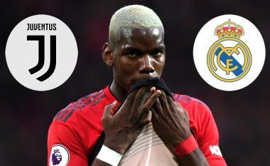 Pogba ka vendosur tashmë midis Real Madridit dhe Juventusit