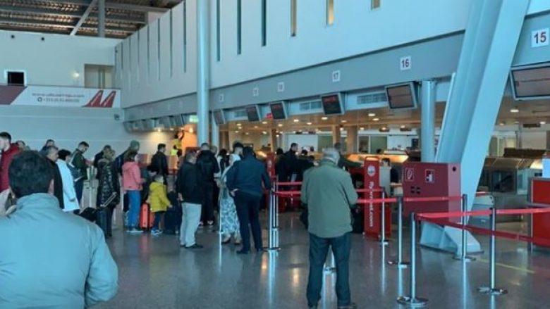Tërmeti 6.4 ballë, evakuohen pasagjerët në aeroportin e Rinasit