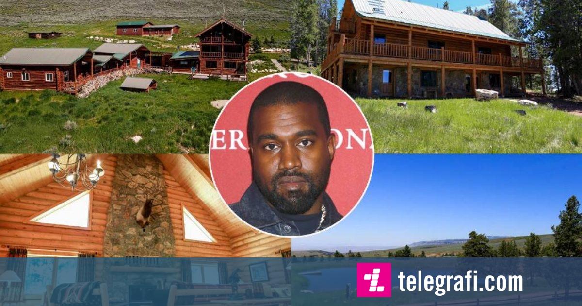 Photo of Pamje brenda fermës 14 milionë dollarëshe të Kanye West