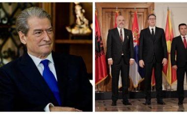 Berisha: Mini-Shengeni synon defaktorizimin e Kosovës
