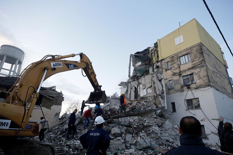 Tërmeti i sotshëm më i forti që prej vitit 1979, zgjati 30 sekonda