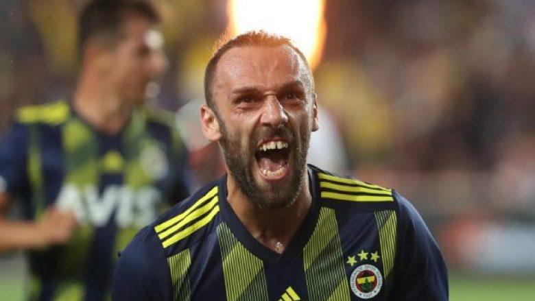 Vedat Muriqi zgjidhet lojtari i muajit tetor në Superligën e Turqisë