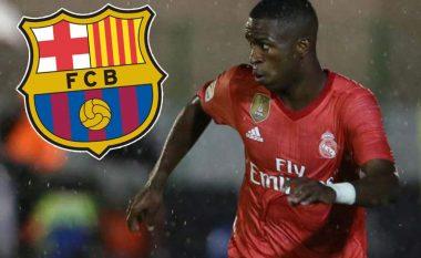 Vinicius: Kisha ofertë nga Barcelona, por zgjodha Real Madridin
