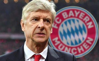 Bayern Munich do të bëjë ofertë për Wengerin