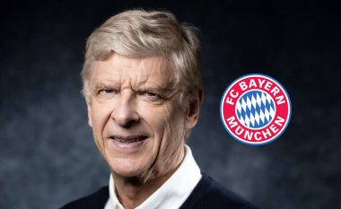Wenger, favorit për të marr detyrën e trajnerit te Bayerni