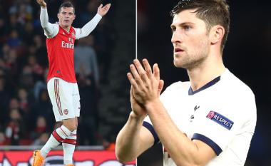 Ben Davies i thotë Xhakës: Lojtarët e Tottenhamit janë me ty