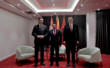 Çfarë përfshin marrëveshja e dakorduar mes Zaev, Ramës dhe Vuçiqit?