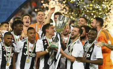 """Liga Italiane e Futbollit pritet të bëjë ndryshime në Superkupë, kërkohet të luhet me katër ekipe - sistem """"Final Four"""""""