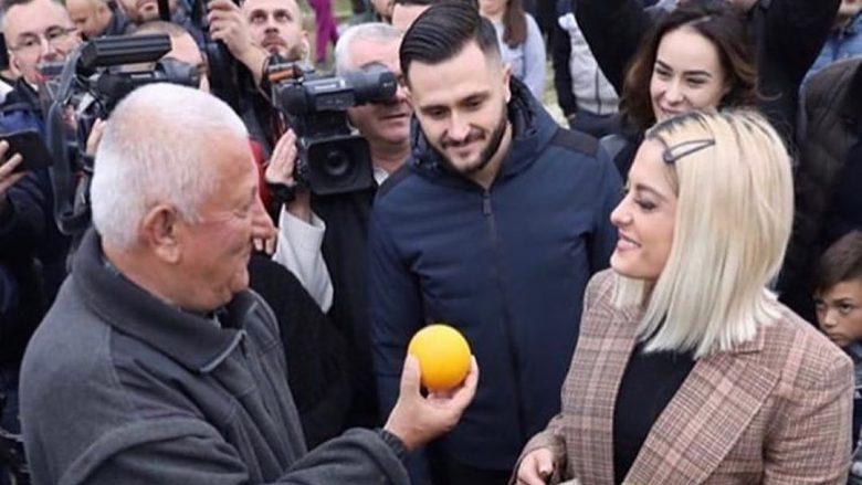 Bebe Rexha dhe Bes Kallaku (Foto: Instagram)