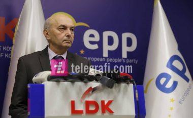 Mustafa: Nëse nuk arrihet koalicioni me LVV-në, shkojmë në opozitë